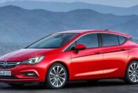 Astra 2019 First Drive