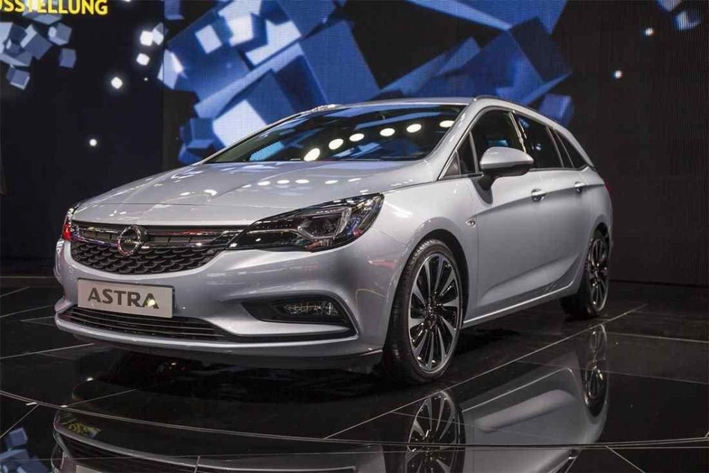 New Astra 2019 Redesign