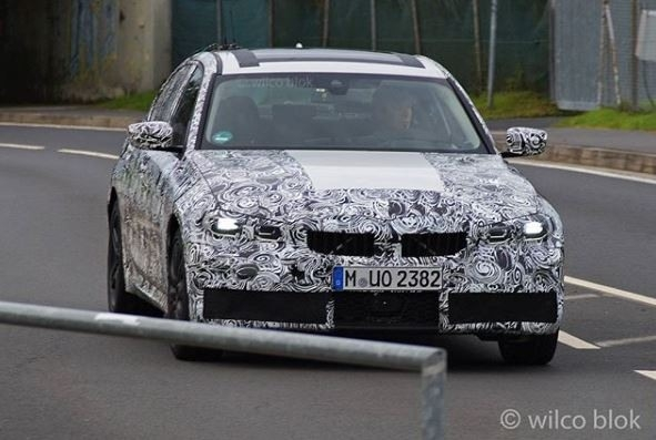 The BMW 2019 M3 Redesign