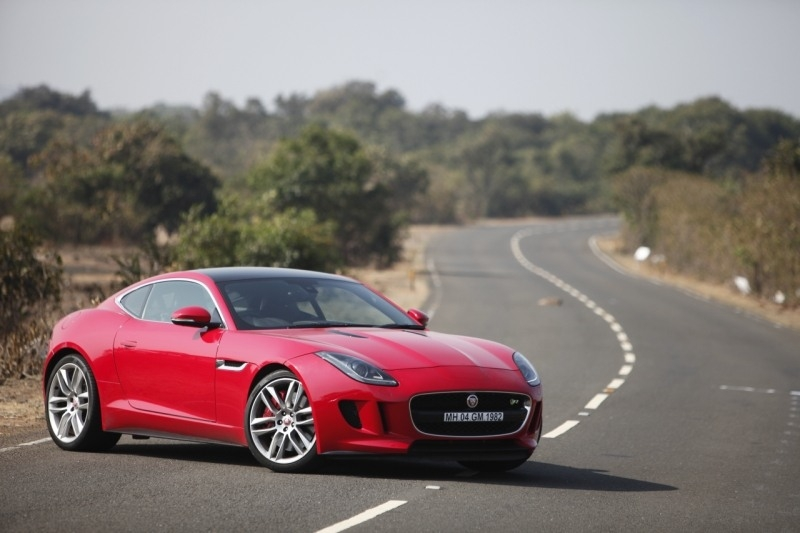 Chart On Jaguar F Type Review
