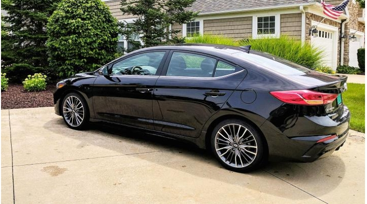The Elantra 2019 Overview