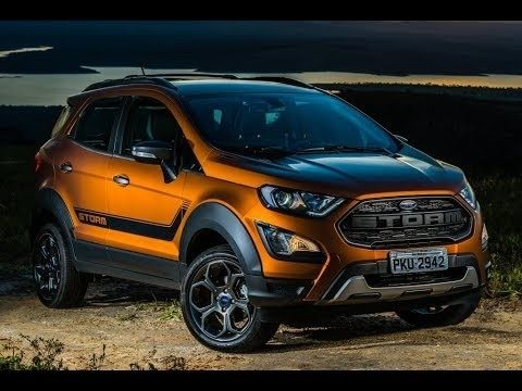 Ford Ecosport 2019 First Drive