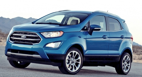 Best Ford Ecosport 2019 Specs and Review