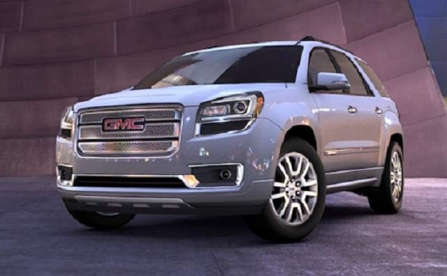 New GMC Envoy 2019 New Release
