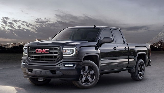 GMC Sierra 2019 Redesign and Price