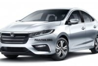 The Honda City 2019 New Release