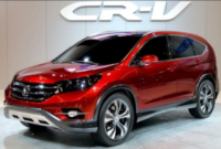Honda CR-V 2019 Price List Overview
