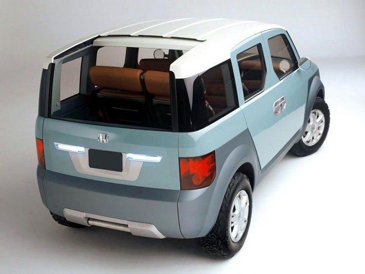 Honda Element 2019 Price