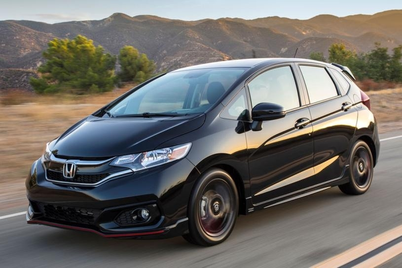 Honda Fit 2019 Review