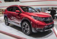 New Honda Suv 2019 Picture
