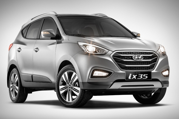 New Hyundai Ix35 2019 New Review
