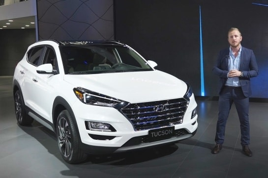The Hyundai Tucson 2019 First Drive
