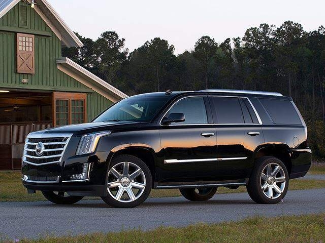 Best Images Of 2019 Cadillac Escalade Exterior