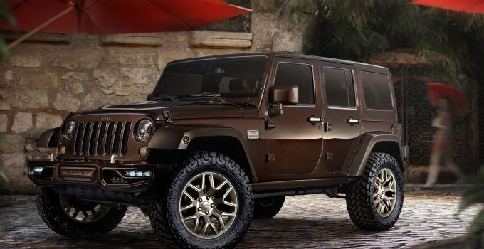 The Jeep Wrangler 2019 Redesign Release Date