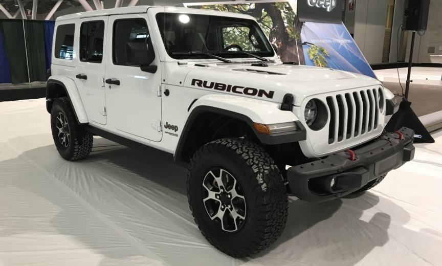 Jeep Wrangler Rubicon 2019 Review and Specs