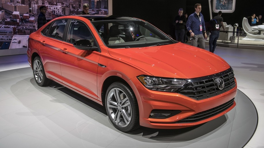 The Jetta Gli 2019 Exterior