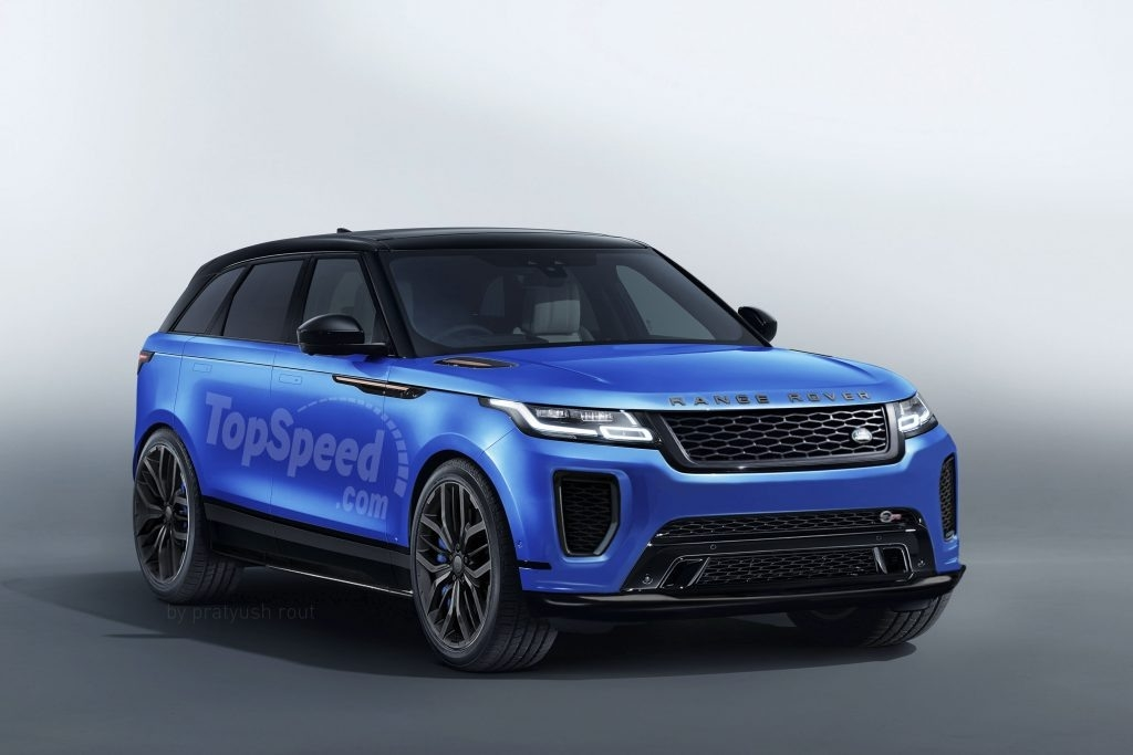 New Landrover 2019 New Review