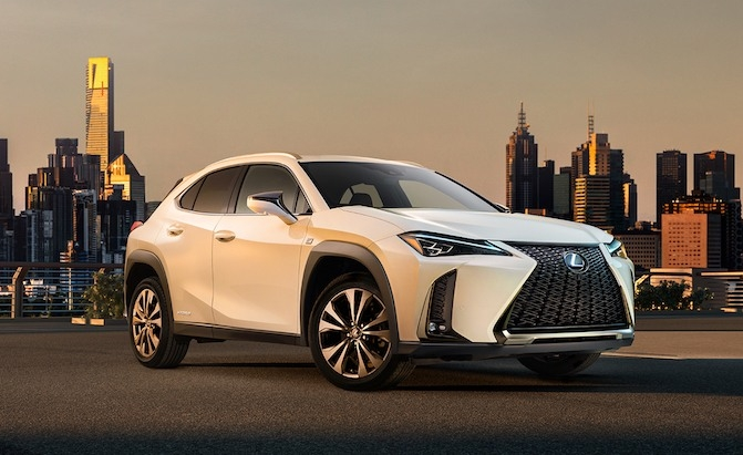 Lexus 2019 Specs and Review