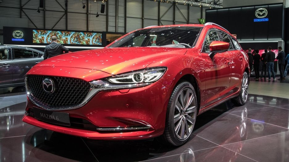 New Mazda6 2019 First Drive