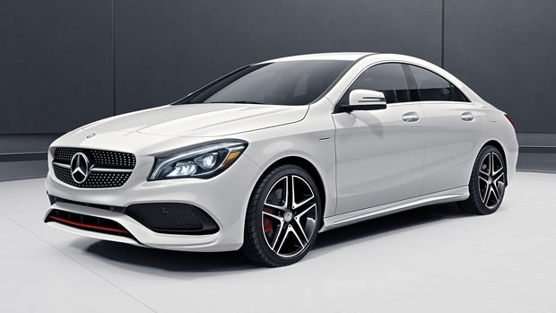 The Mercedes Cla 250 Redesign