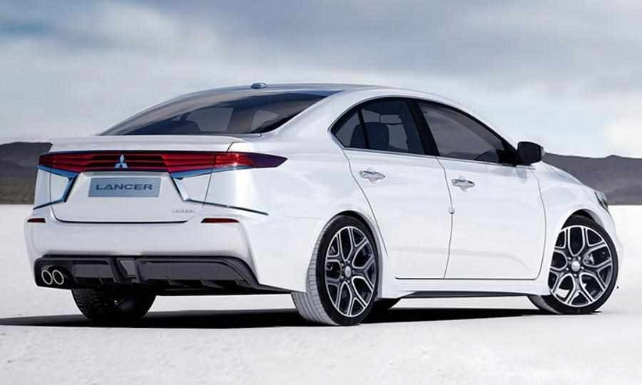 New Mitsubishi Lancer 2019 New Review