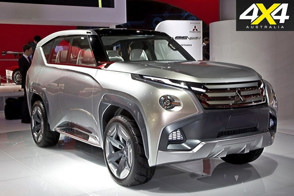 New Mitsubishi Montero 2019 Picture