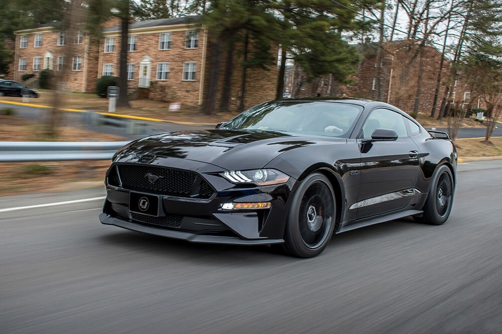 New Mustang 2019 New Release