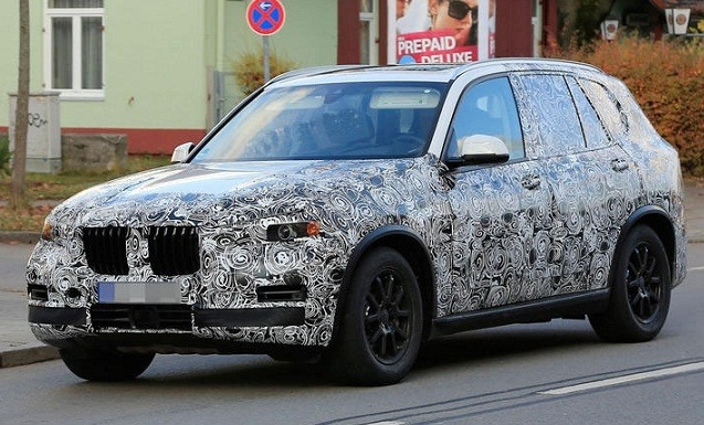 Next Gen 2018 BMW X5 Suv Picture