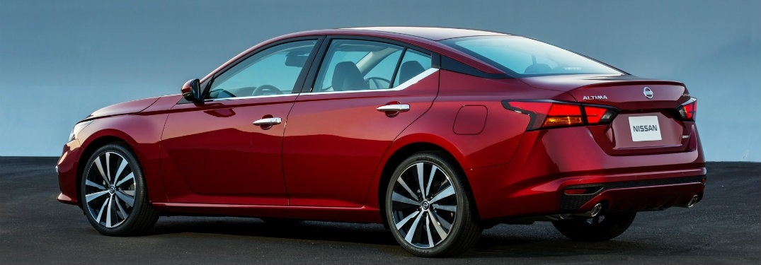 Best Nissan Altima 2019 Redesign and Price
