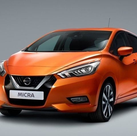 The Nissan March 2019 Overview