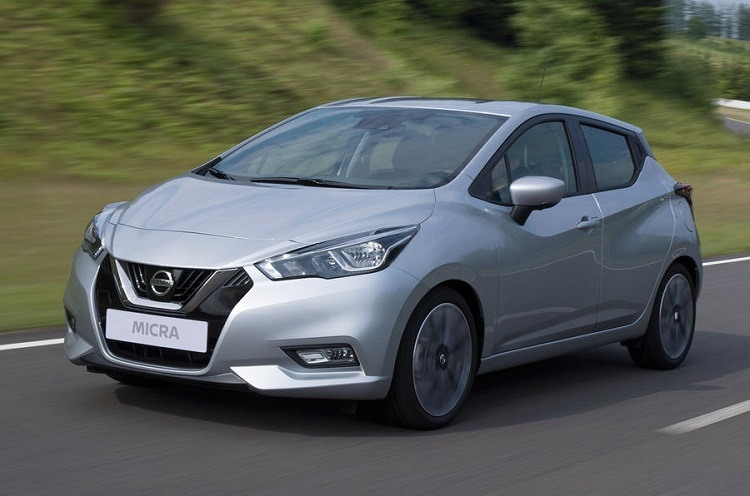 The Nissan March 2019 Redesign and Price