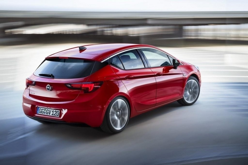 Opel Astra 2019 Redesign and Price