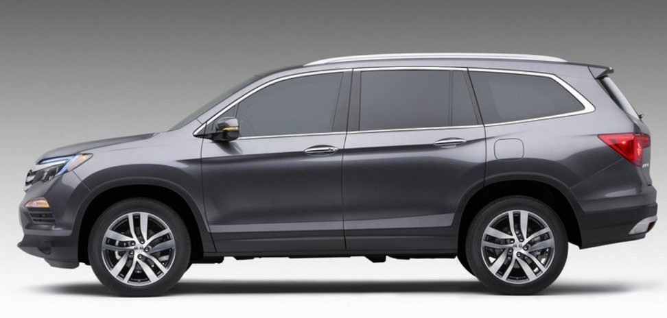 New Price Of 2019 Honda Pilot First Drive