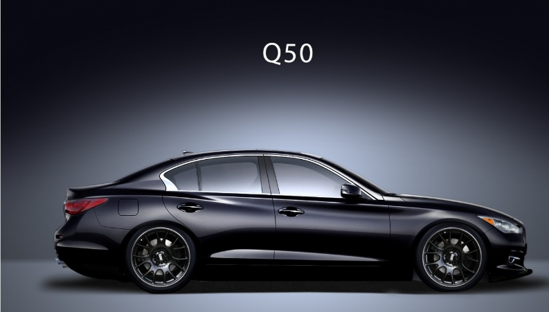 Q50 2019 New Review