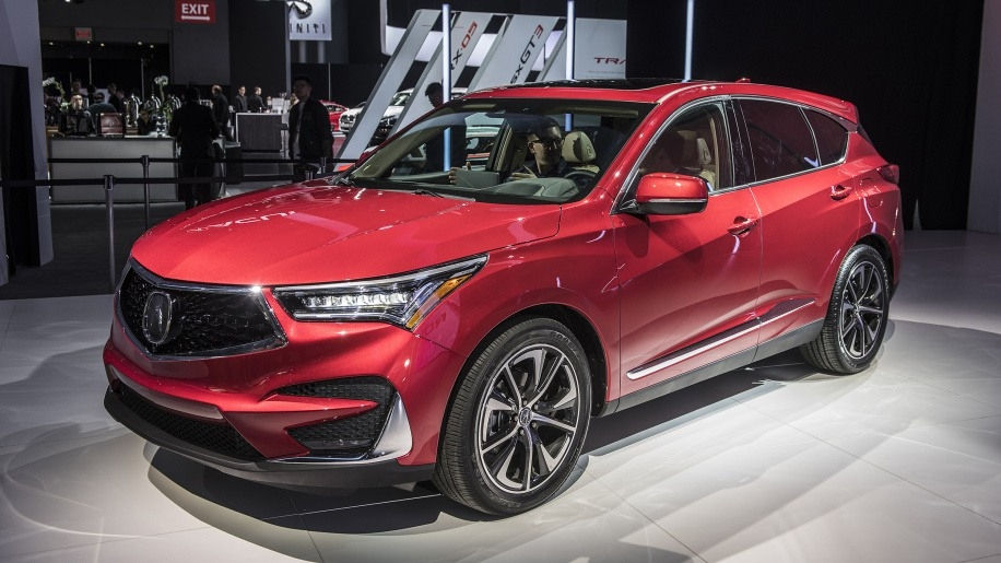 The Rdx Acura 2019 Interior