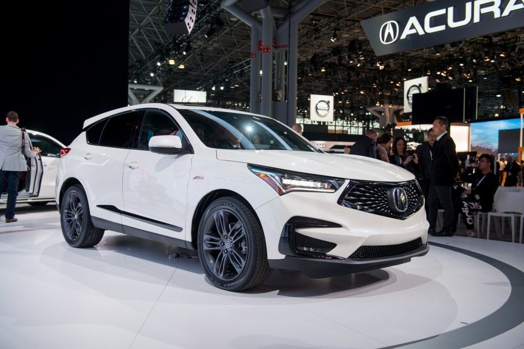 New Rdx Acura 2019 Overview