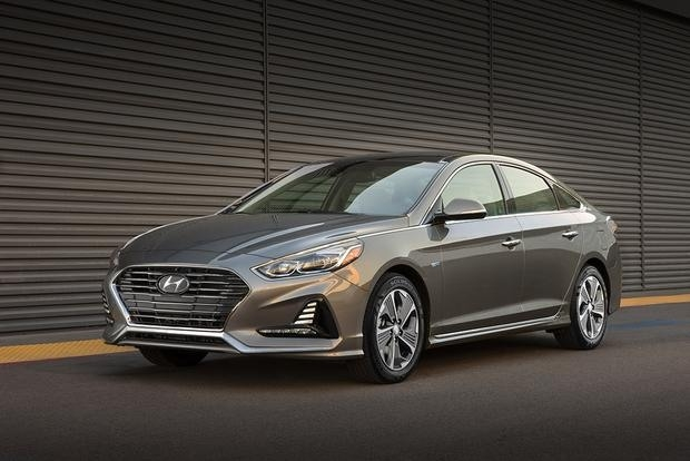 The Sonata 2019 Hybrid Picture