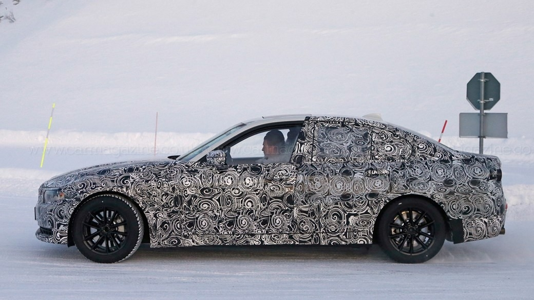 Spy Shots 2018 BMW 3 Series Review and Specs