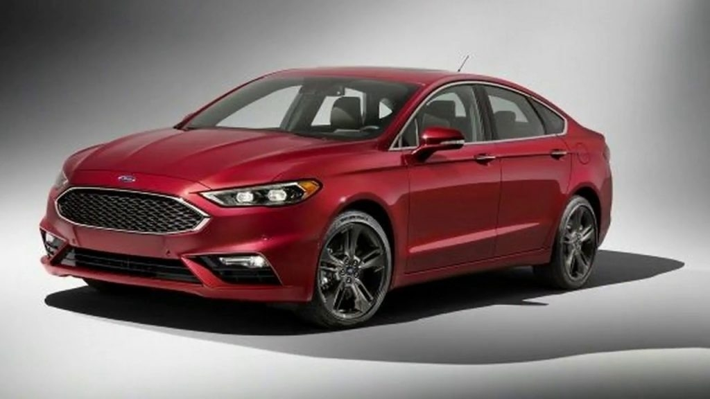 Spy Shots 2018 Ford Fusion New Release
