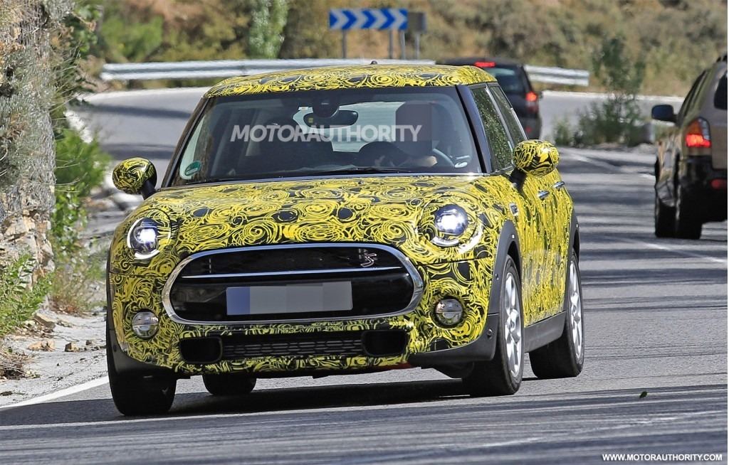 Spy Shots 2019 Mini Countryman New Release