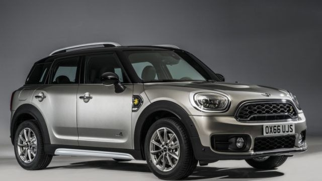 Best Spy Shots 2019 Mini Countryman New Interior