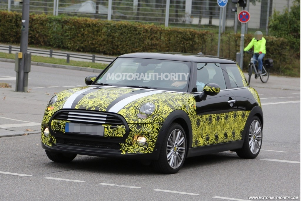 Best Spy Shots 2019 Mini Countryman New Review