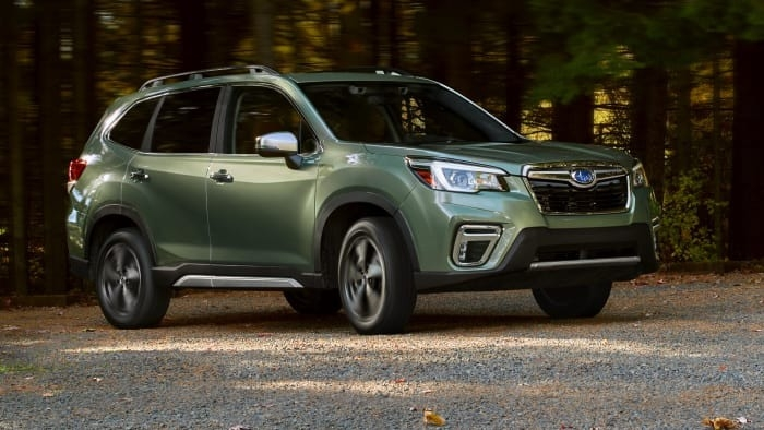 The Subaru Forester 2019S Redesign