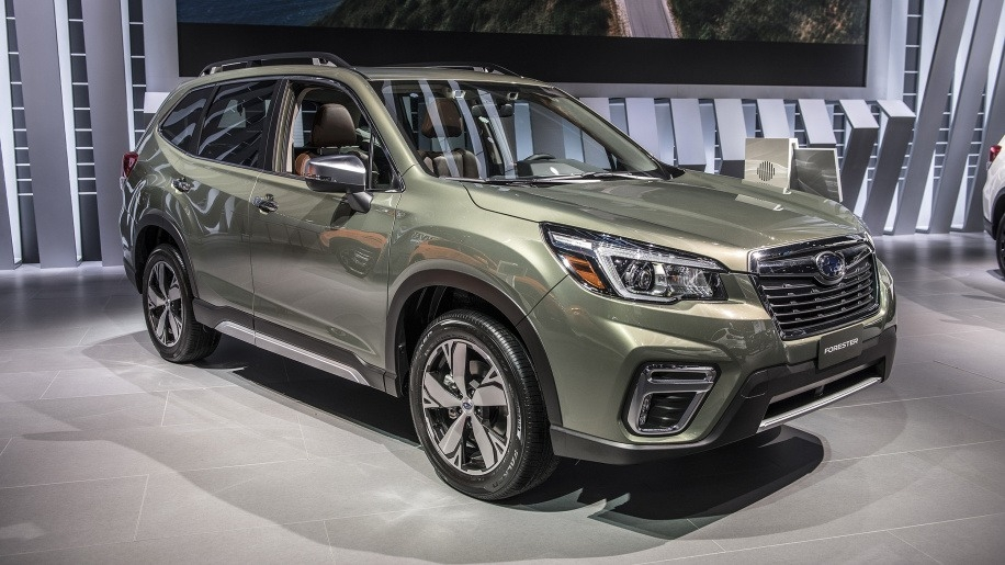 The Subaru Forester 2019S Exterior