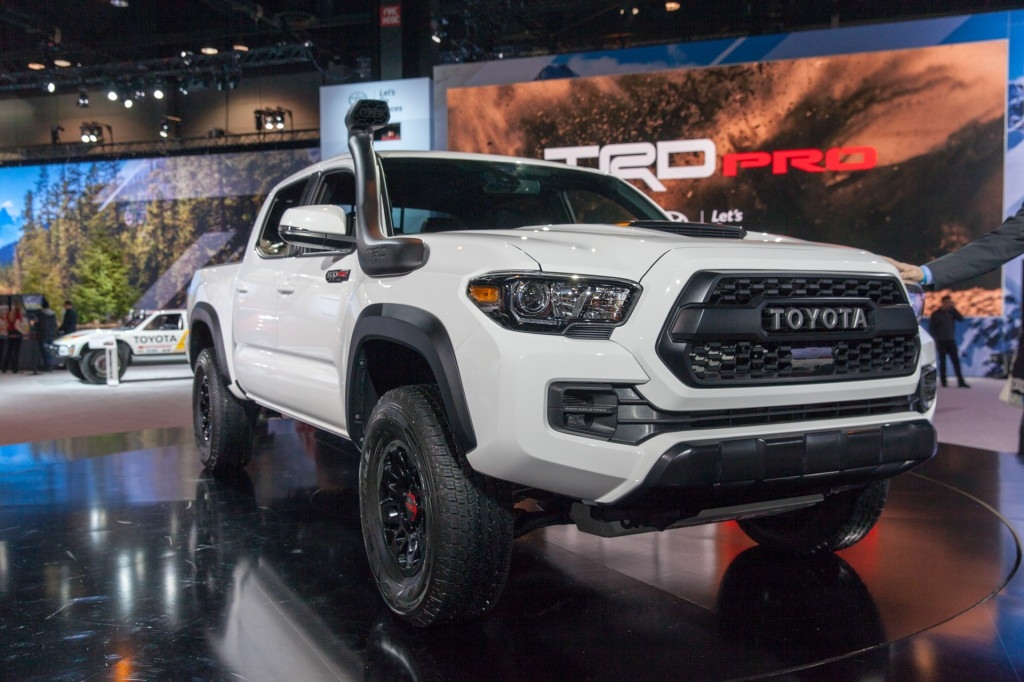 Tacoma 2019 Toyota Overview