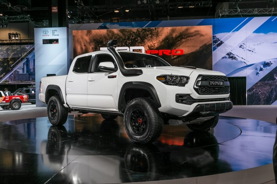 Tacoma Toyota 2019 Review