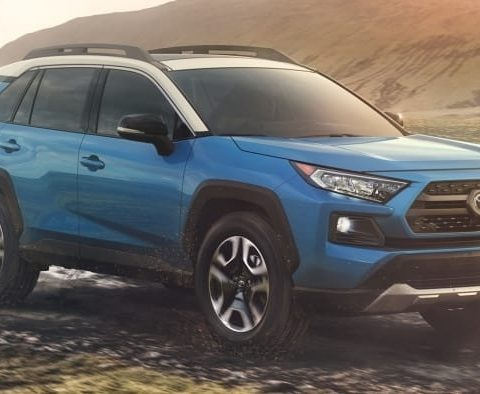New Toyota 2019 Rav4 Overview