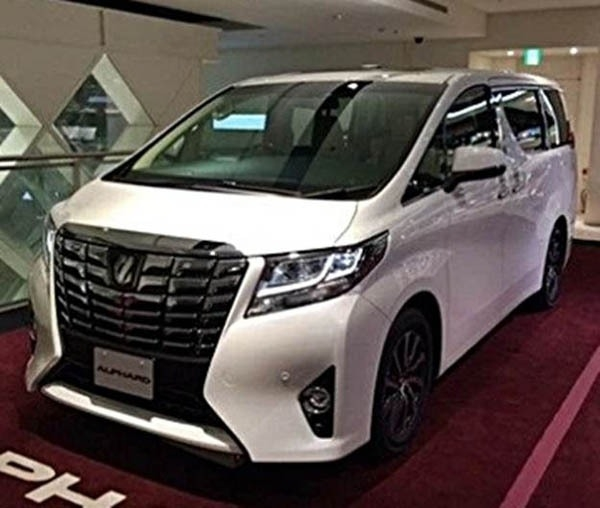Best Toyota Alphard 2019 Review and Specs