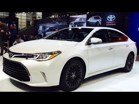 Toyota Camry 2019 First Drive