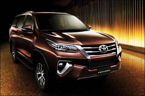 Toyota Fortuner 2019 Specs and Review